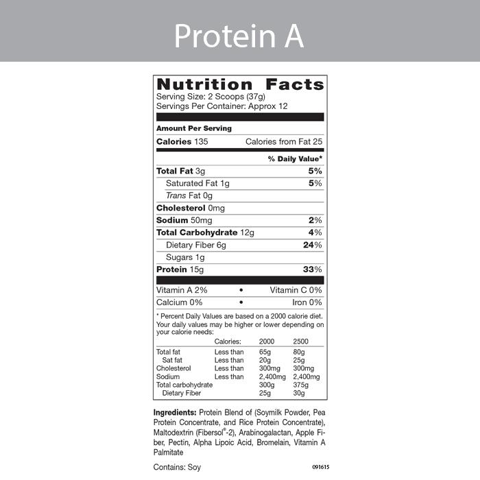 Protein Blend Powder A
