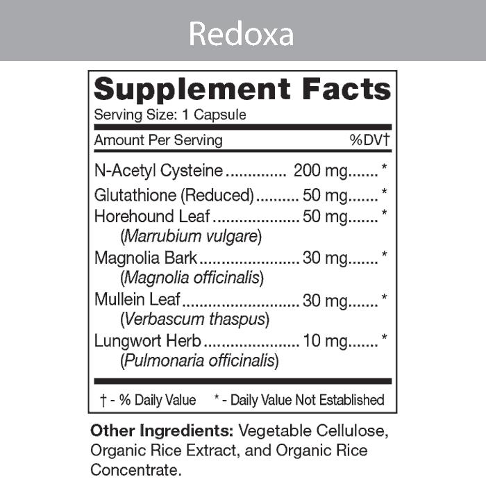 Redoxa - Detox Support