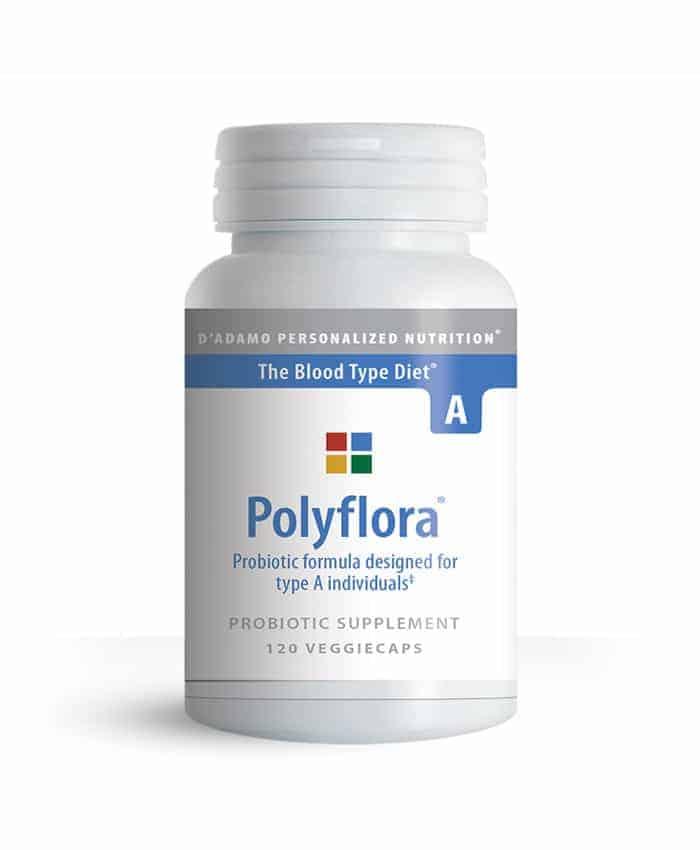 Polyflora A - Pre/Probiotic