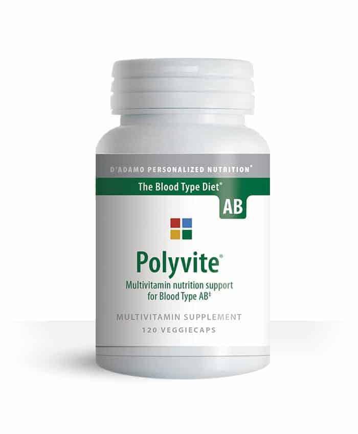 Polyvite AB - Multivitamin