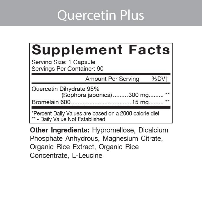 Quercetin Plus - Inflammation Modulation