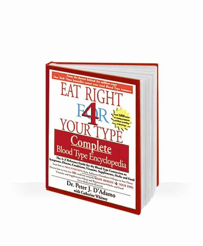 Complete Blood Type Encyclopedia
