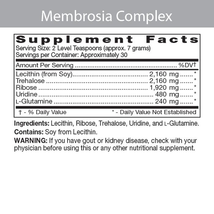 Membrosia System