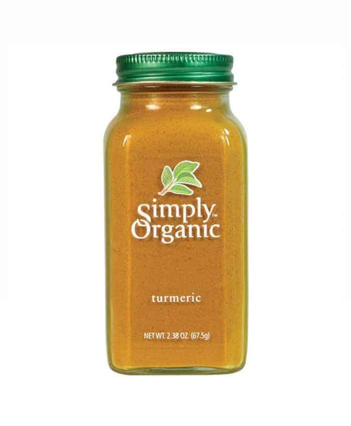 Organic Tumeric Mini