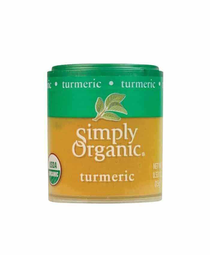 Organic Tumeric