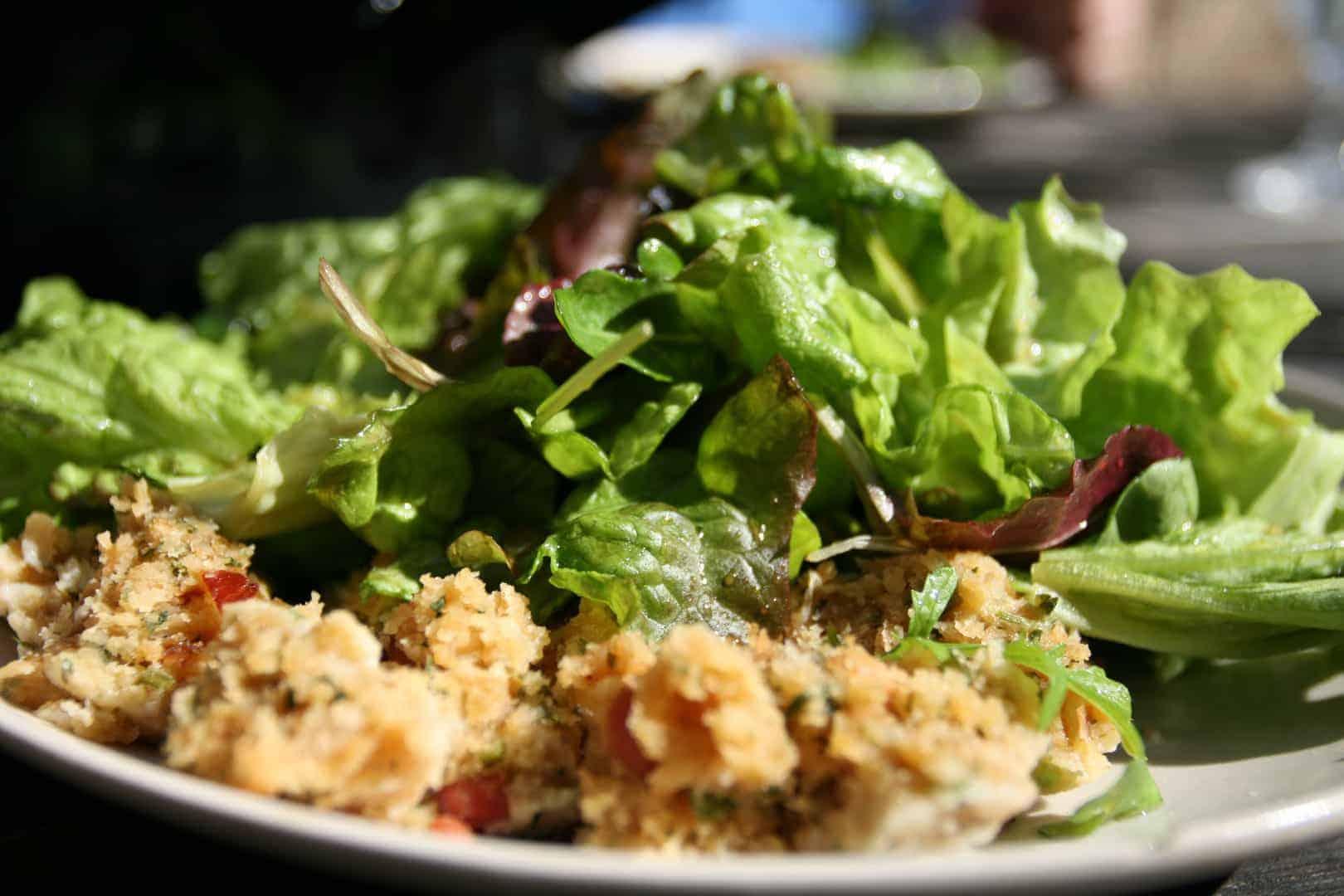 Tunafish Salad With Vegetables